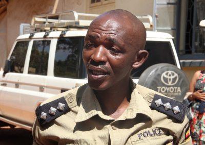 Police Chaplain