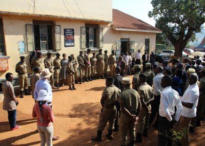 Old Kampala Police